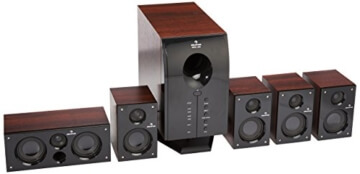 Auna MM-5.1-H XCess 5.1 aktives Surround Boxen Lautsprecher Set
