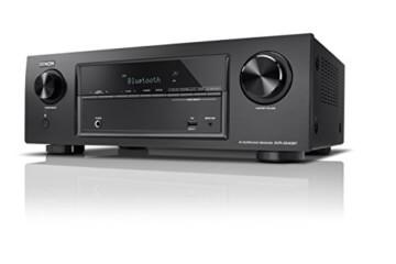 Denon AVR-X540BT 5.2-Kanal Full 4K Ultra HD AV-Receiver
