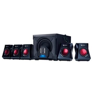 Genius GX Gaming SW-G5.1 3500 5.1 Lautsprechersystem 80 Watt