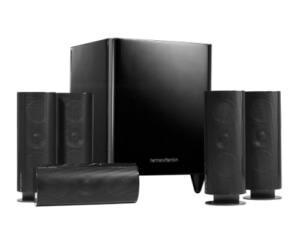 Harman Kardon HKTS60BQ 5.1 Heimkino-Lautsprechersystem