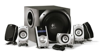 Surround System Logitech