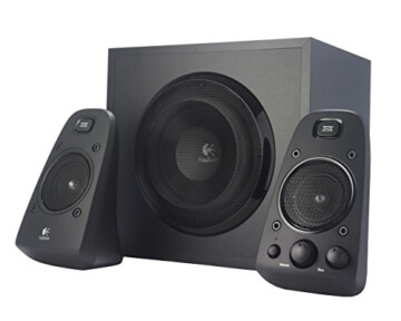 Logitech Z623 Soundsysteme 2.1 Stereo-Lautsprecher THX
