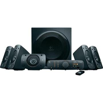 Logitech Z906 3D-Stereo-Lautsprecher 5.1 500 Watt