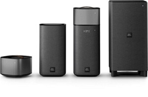 Philips Fidelio E6 Surround On Demand Kinolautsprecher