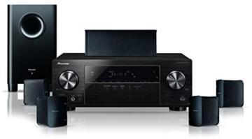Pioneer HTP-206 5.1 Heimkinosystem mit Bluetooth