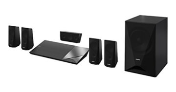 Sony BDV-N5200W 5.1 3D-DVD/Blu-ray Heimkinosystem
