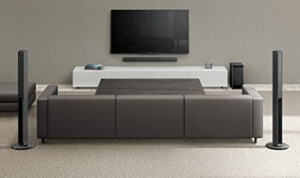 Sony HT-RT4 5.1 Soundbar Surround System