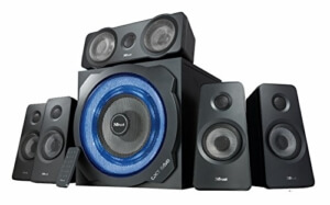 Trust Gaming GXT 658 Tytan 5.1 Surround Lautsprecher Set