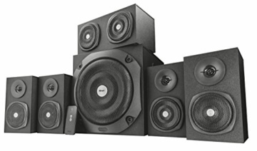 Trust Vigor 5.1 Surround Lautsprecher Set
